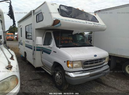 Salvage 1998 FOUR WINDS FIVE THOUSAND(1997 E350) for sale