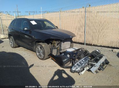 Salvage 2015 BMW X5 for sale