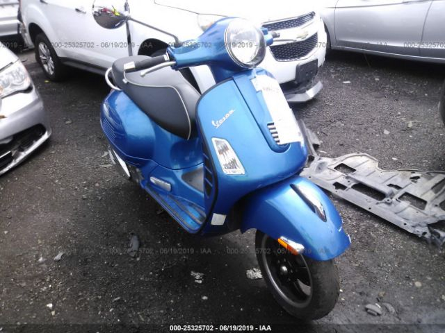 click here to view 2015 VESPA GTS at IBIDSAFELY
