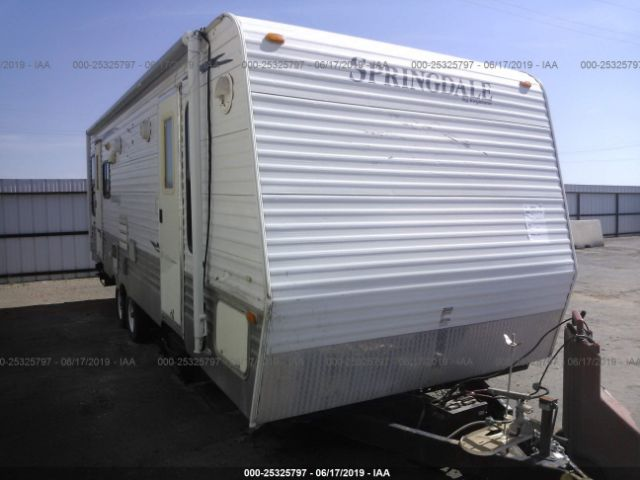 2008 SPRINGDALE SSR - Small image. Stock# 25325797