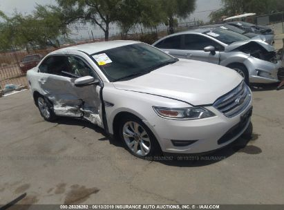Salvage 2011 FORD TAURUS for sale