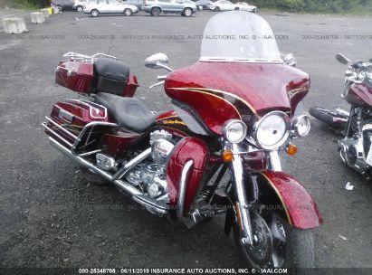 Salvage 2005 HARLEY-DAVIDSON FLHTCSE2 for sale