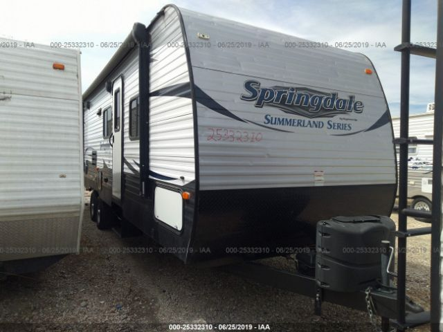 2017 SPRINGDALE SUMMERLAND - Small image. Stock# 25332310