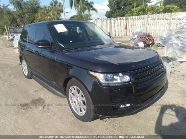 click here to view 2014 LAND ROVER RANGE ROVER at IBIDSAFELY