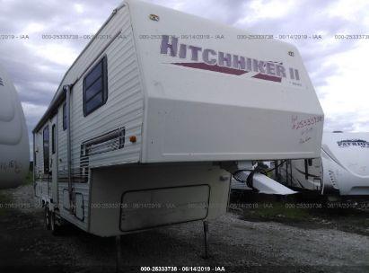 Salvage 1994 NUWA HITCHHIKER II for sale