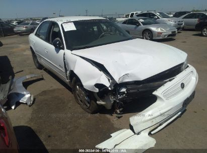Salvage 1999 BUICK REGAL for sale