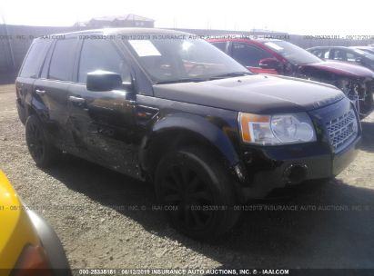 Salvage 2008 LAND ROVER LR2 for sale