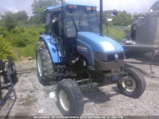 click here to view 2004 NEW HOLLAND TS110 at IBIDSAFELY