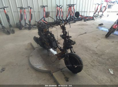 Salvage 2017 GENUINE SCOOTER CO. BUDDY for sale