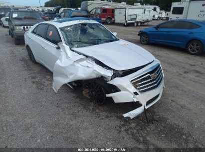 Salvage 2017 CADILLAC CTS for sale