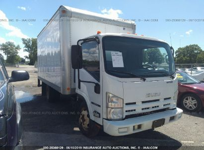 Salvage 2012 ISUZU NPR HD for sale
