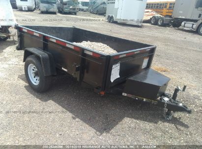 Salvage 2019 CARRY-ON C05X8 for sale