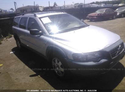 Salvage 2003 VOLVO XC70 for sale
