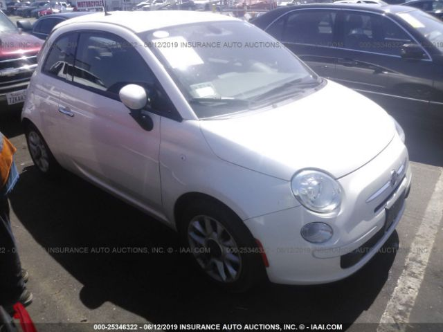 2017 FIAT 500 - Small image. Stock# 25346322