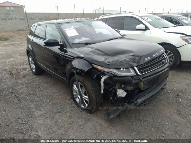 click here to view 2019 LAND ROVER RANGE ROVER EVOQU at IBIDSAFELY