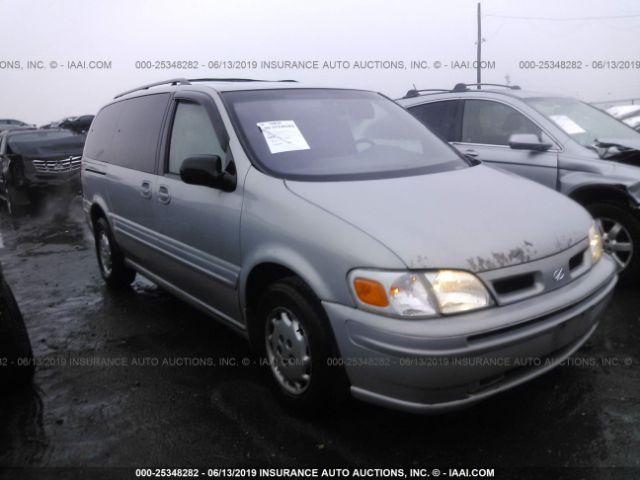 click here to view 1999 Oldsmobile Silhouette at IBIDSAFELY