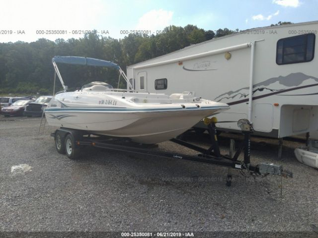 click here to view 2006 HURRICANE FUN DECK 202 GS at IBIDSAFELY