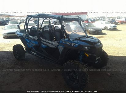 Salvage 2018 POLARIS RZR for sale