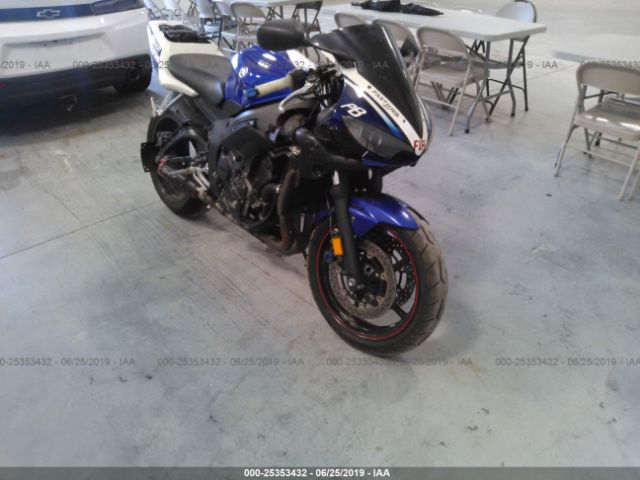 click here to view 2007 YAMAHA YZFR6 at IBIDSAFELY