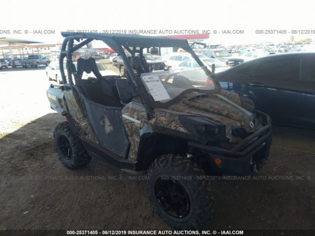 click here to view 2017 CAN-AM COMMANDER at IBIDSAFELY