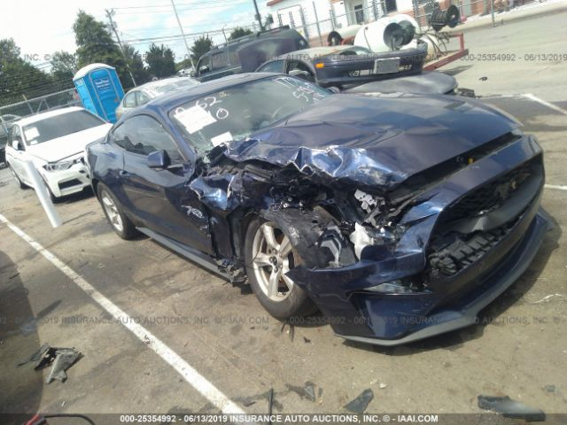 Salvage, Repairable and Clean Title Ford Mustang Vehicles