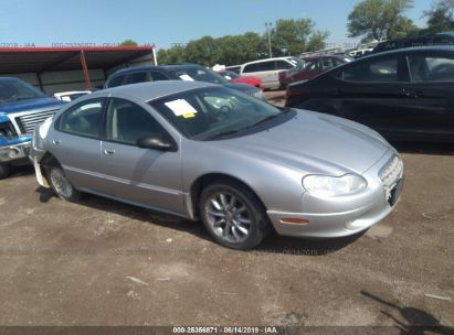 Salvage 2004 CHRYSLER CONCORDE for sale