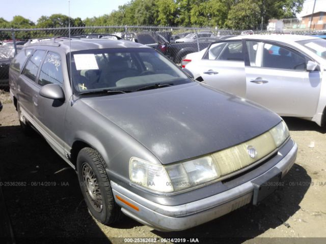 1989 MERCURY SABLE - Small image. Stock# 25362682