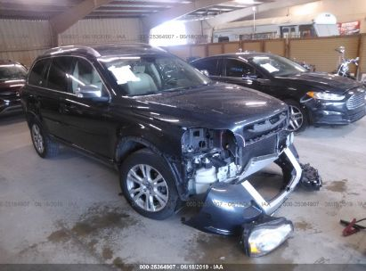 Salvage 2013 VOLVO XC90 for sale