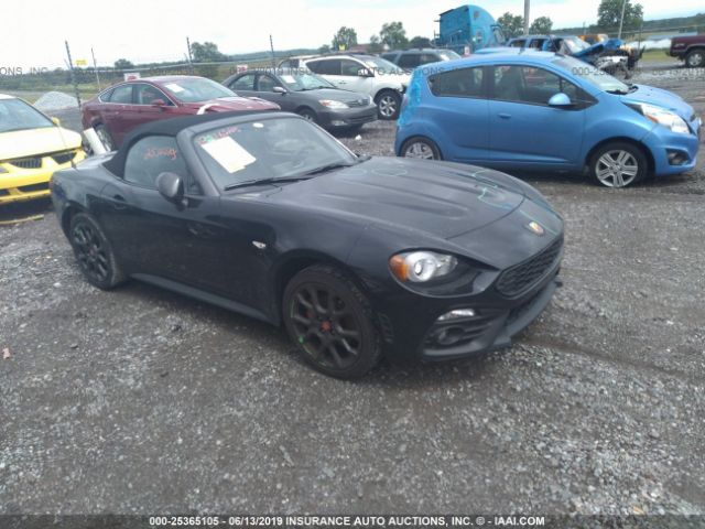 2018 FIAT 124 SPIDER - Small image. Stock# 25365105