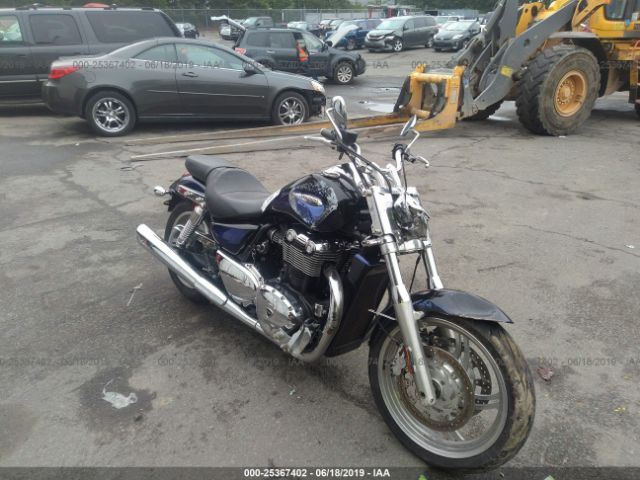 click here to view 2010 TRIUMPH MOTORCYCLE THUNDERBIRD at IBIDSAFELY