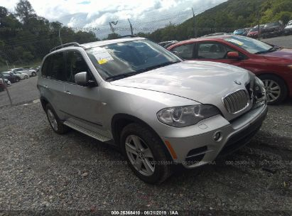 Salvage 2011 BMW X5 for sale