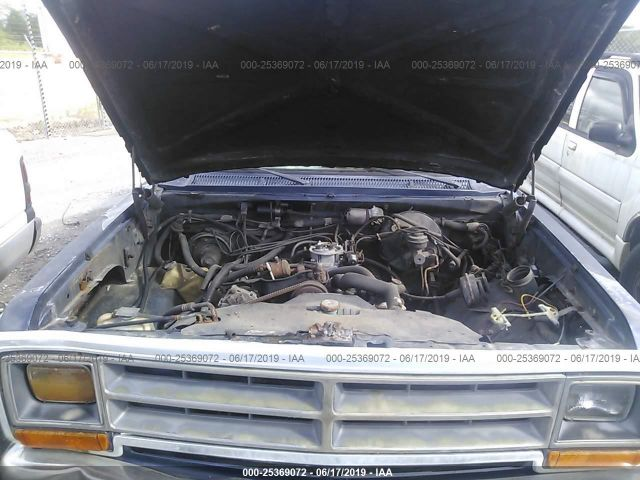 Clean Title 1988 Dodge Ramcharger 5 2L For Sale in Moss