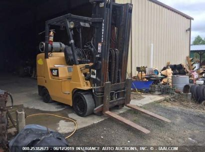 Salvage 1900 CATERPILLAR 45KSWB for sale