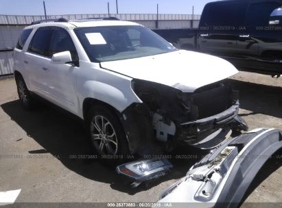 Salvage 2014 GMC ACADIA for sale