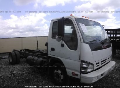 Salvage 2007 GENERAL MOTORS W4500 for sale