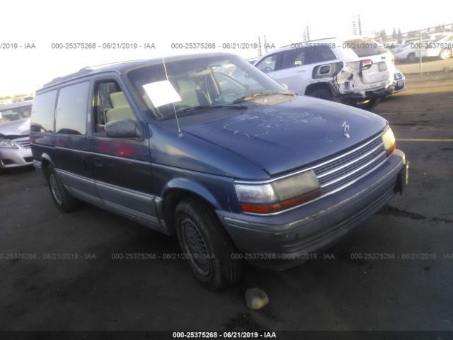 click here to view 1992 PLYMOUTH GRAND VOYAGER at IBIDSAFELY