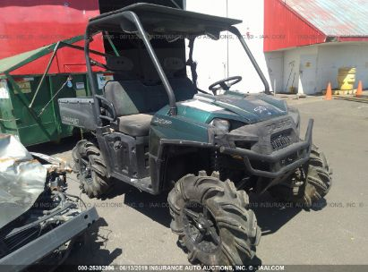 Salvage 2011 POLARIS RANGER for sale