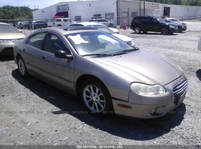 Salvage 2000 CHRYSLER LHS for sale