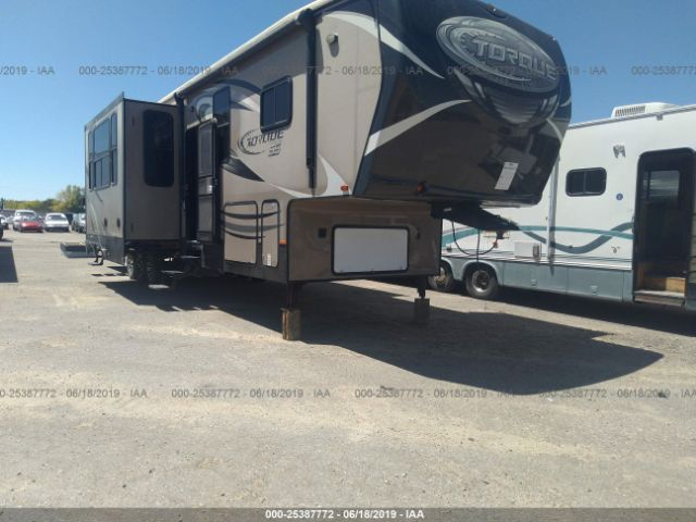 click here to view 2014 HEARTLAND TORQUE 380 TRAVEL TRAILER at IBIDSAFELY