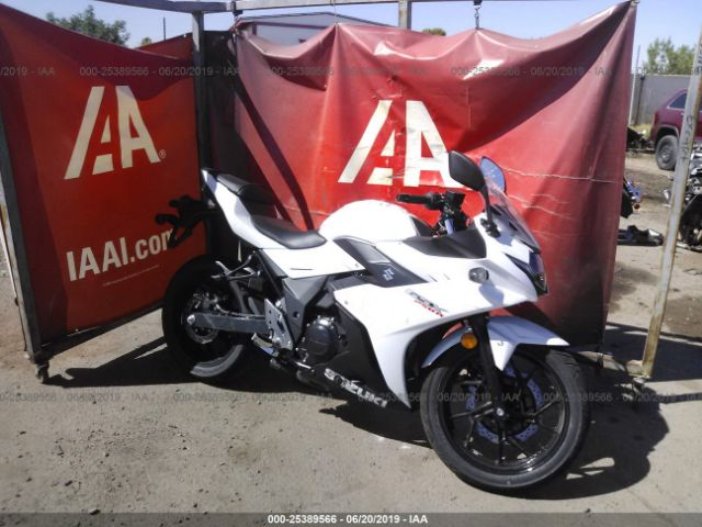 click here to view 2018 SUZUKI GSX250R at IBIDSAFELY