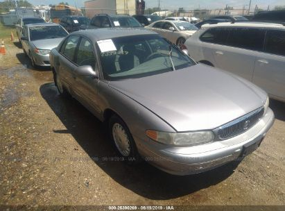 Salvage 1998 BUICK CENTURY for sale