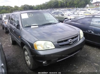 Salvage 2004 MAZDA TRIBUTE for sale