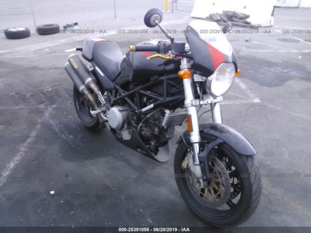 click here to view 2006 DUCATI MONSTER at IBIDSAFELY