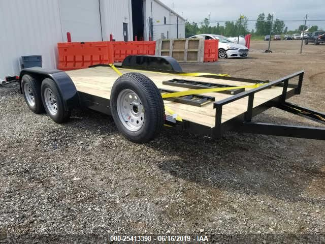 2019 GENERAL TRAILER CO 18FT NEW OVERSTOCK - Small image. Stock# 25413398