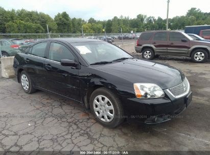 Salvage 2012 MITSUBISHI GALANT for sale