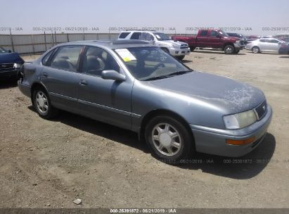 Salvage 1996 TOYOTA AVALON for sale