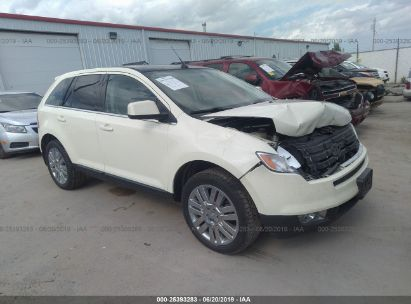 Salvage 2008 FORD EDGE for sale