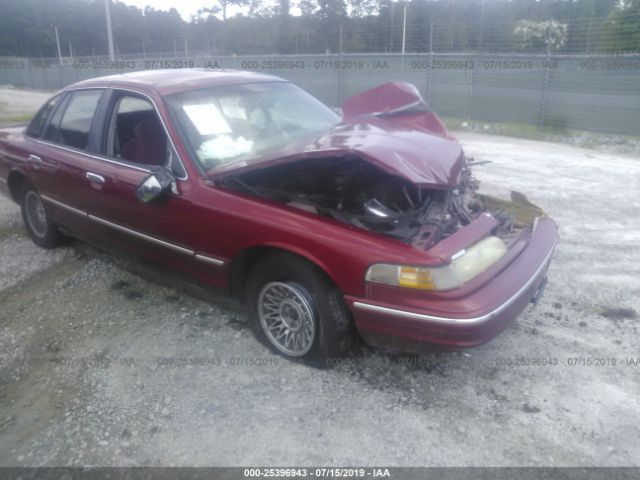 Salvage, Repairable and Clean Title Ford Crown Victoria Vehicles for