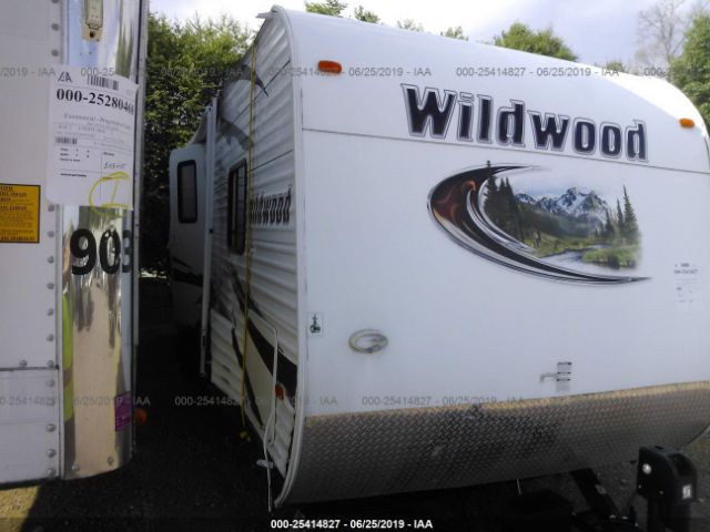 click here to view 2013 FOREST RIVER WILDWOOD at IBIDSAFELY