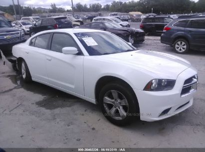 Salvage 2014 DODGE CHARGER for sale